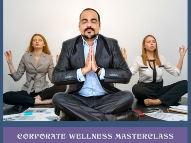 A Glimpse Of Tomorrow's Corporate Wellness Trends