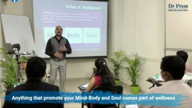 What is Wellness - Dr Prem