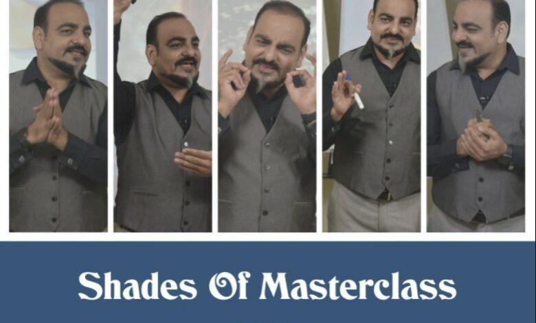 shades of custom-made corporate wellness masterclass - Dr Prem