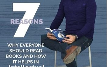 7 Reasons Why Everyone Should Read Books - Dr Prem