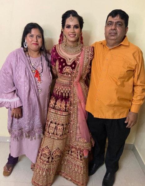 Family Event of Monika's Wedding22