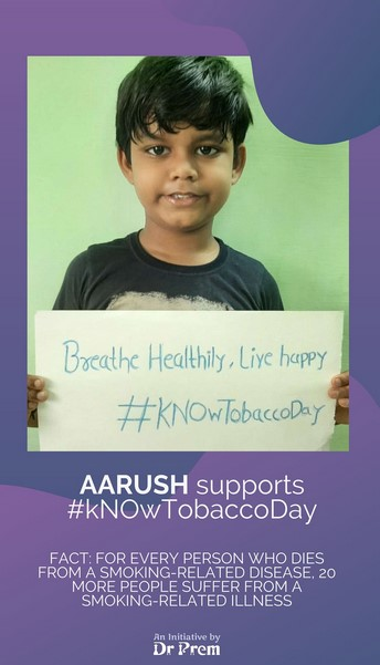 World No Tobacco Day Let Us Be A Part Of This Campaign10