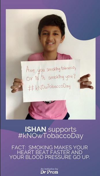 World No Tobacco Day Let Us Be A Part Of This Campaign16