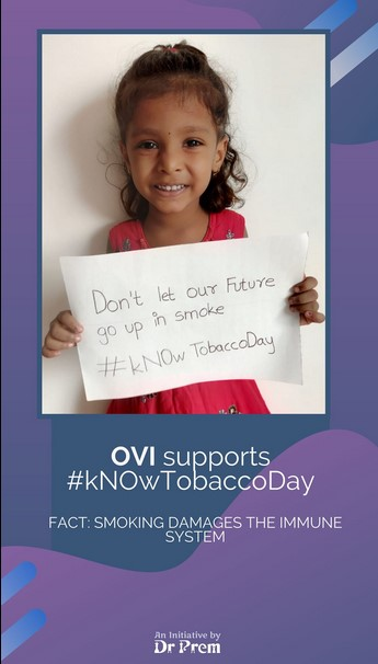 World No Tobacco Day Let Us Be A Part Of This Campaign5