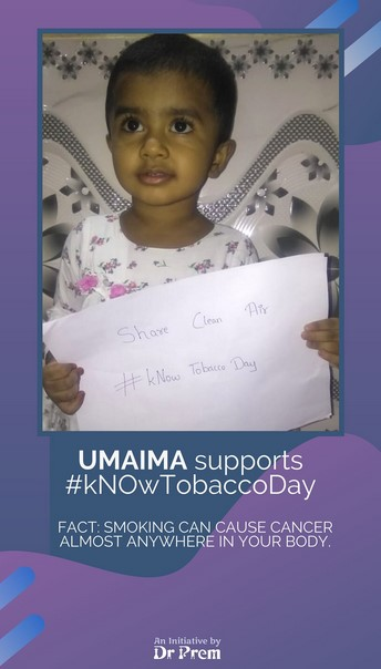 World No Tobacco Day Let Us Be A Part Of This Campaign7