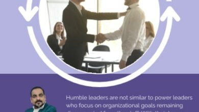 5 Humble leadership skills great for your business