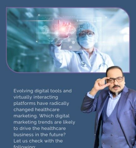 7 Future Digital Healthcare Marketing Trends To Grow Your Business