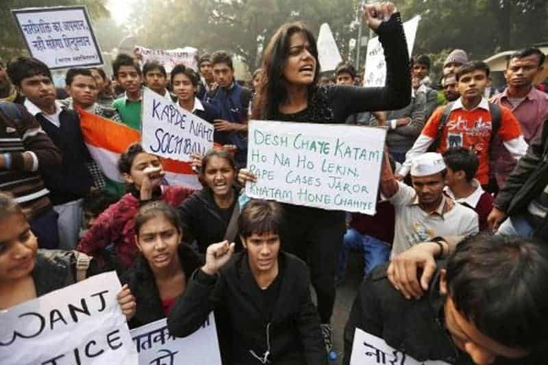 increasing number of gang rape incidents in india