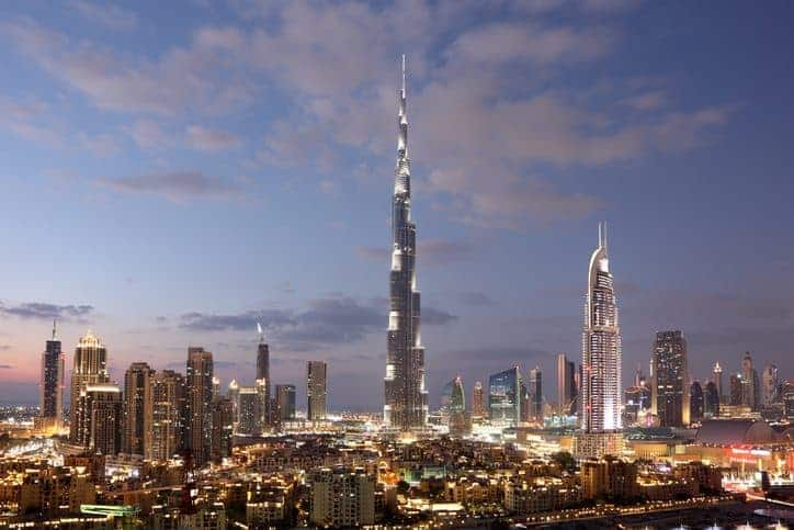 Photo of Five tallest skyscrapers of the world