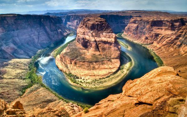 Canyons grand USA