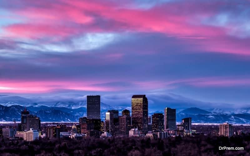 Denver-Texas