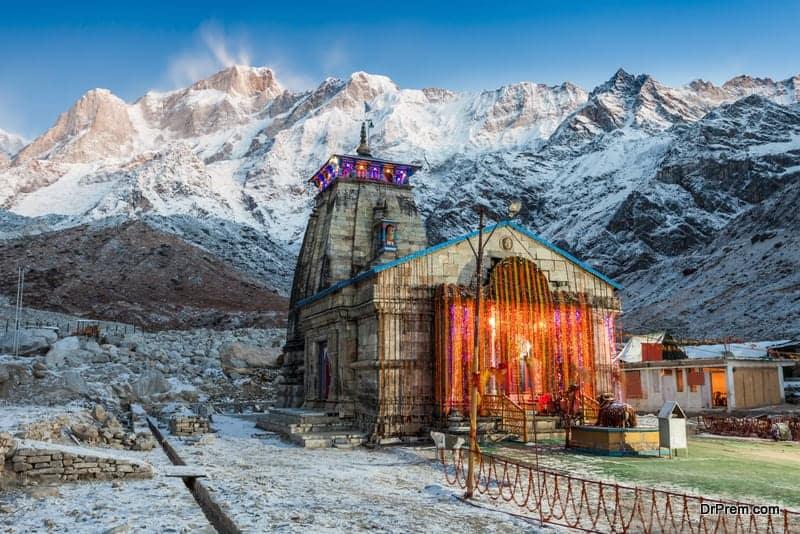 Kedarnath-Uttarakhand