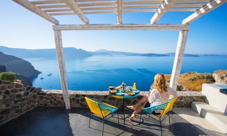 Greek Luxury hotels