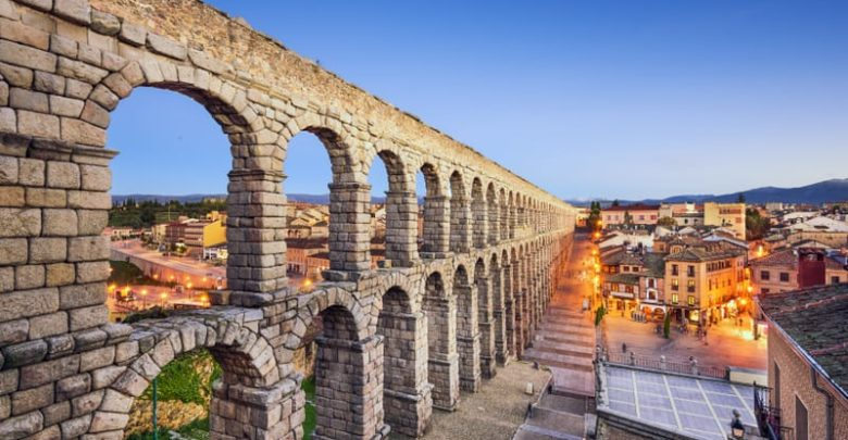 facts about Segovia ,spain