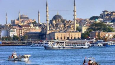 Photo of Five awesome tourist attractions in Istanbul that you must see