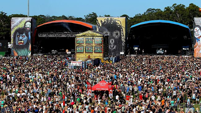 The Big Day Out Festival - International music and ...