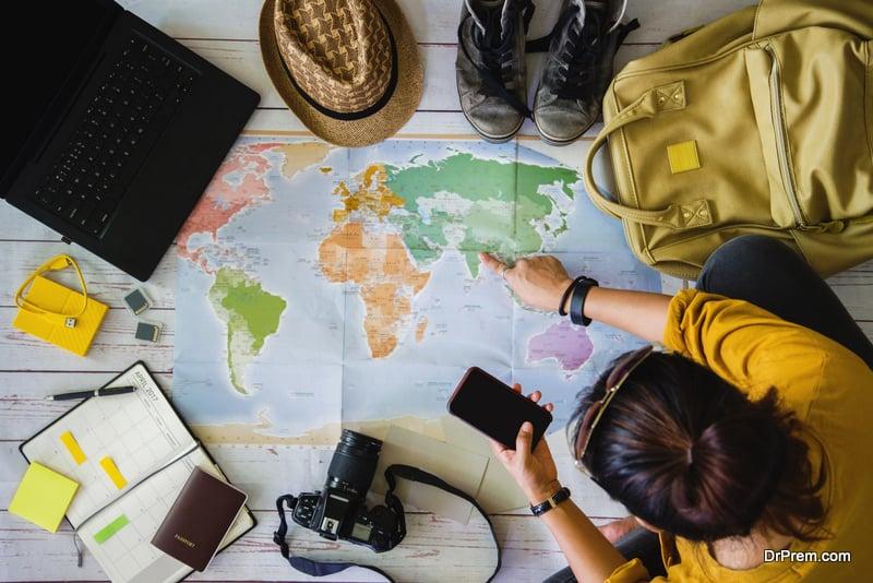 vacation travel planning