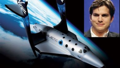 Ten celebrities who want to travel into space