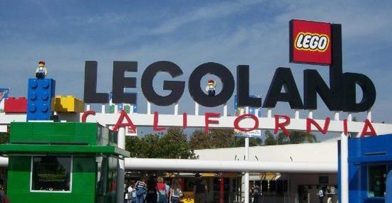 Legoland California tour
