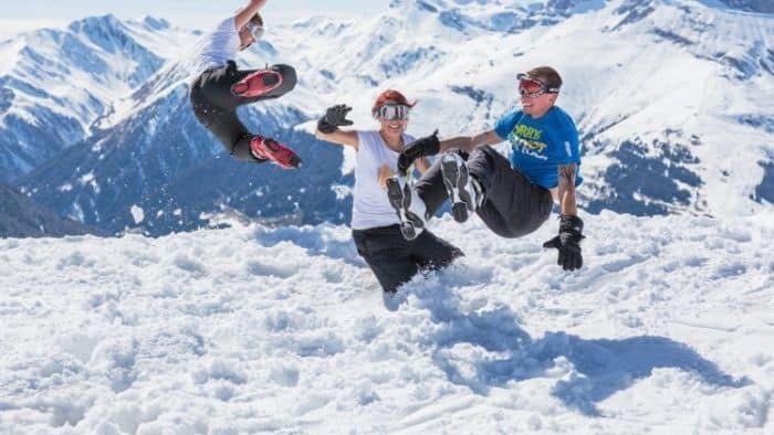 Snowbombing festival 2014, mayrhofen, Austria