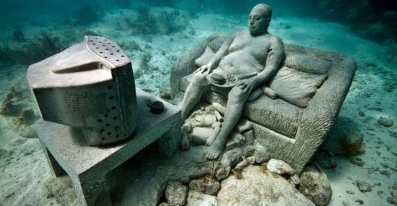 Amazing man made underwater structures across the world