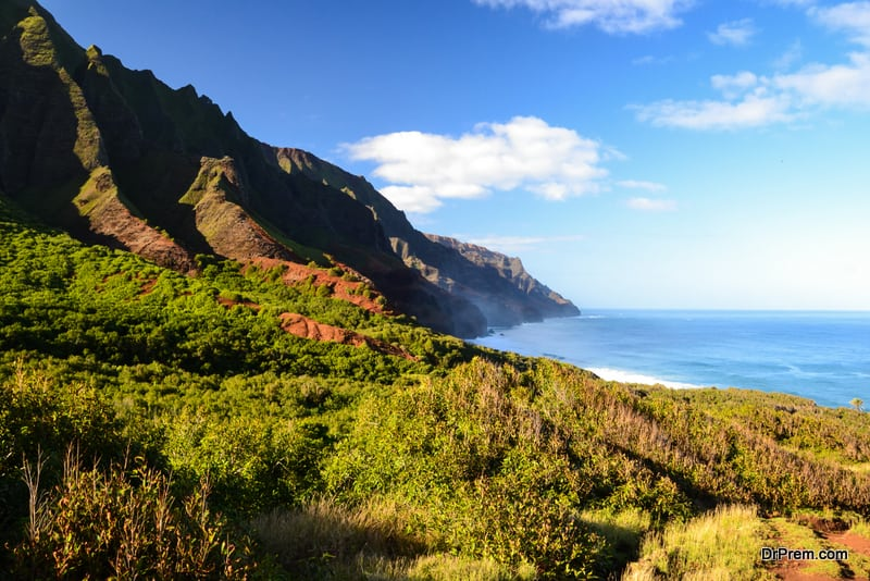 Track the Kalalau Trail in Hawaii