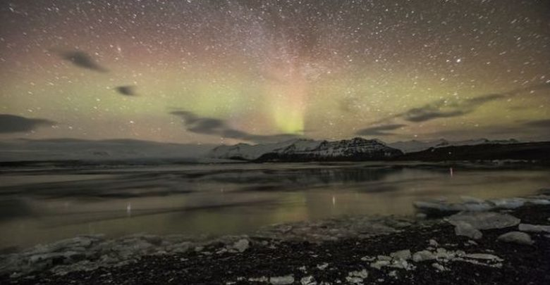 Top five places on the earth to view the auroras