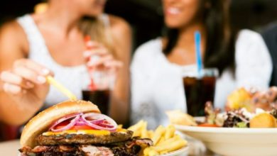 Photo of Burgers and more in the USA