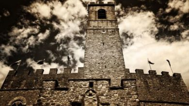 The most haunted places in Italy
