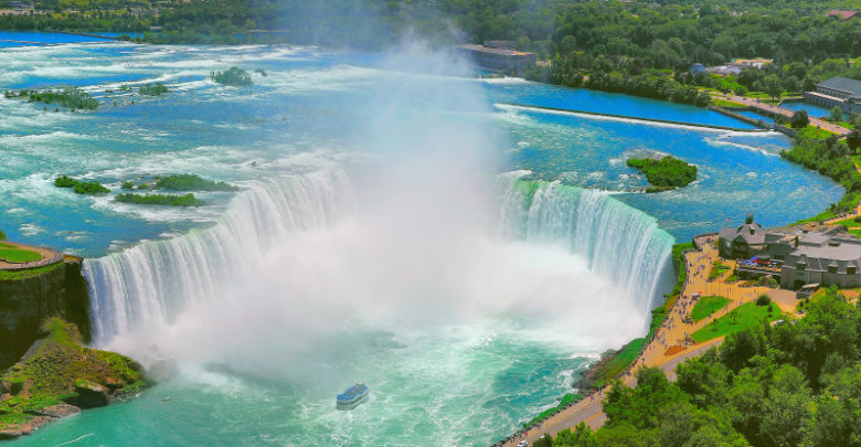 Attractions and adventures that await you at the famous Niagara Falls