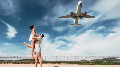 Photo of Travel and tourism arrangement in Romantic Tourism