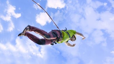 Get yourself an adrenaline rush on adventure holidays