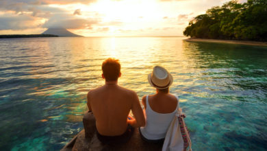 Photo of Guide to romantic destinations to visit with your loved one