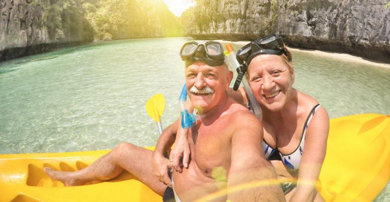Travel and tourism arrangements for senior tourism