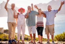 Preparations for senior tourism