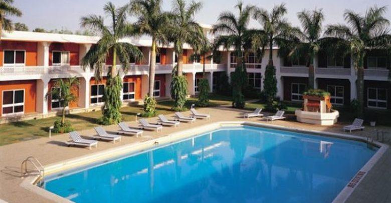 Khajuraho – Where to stay? Hotel Taj Chandela