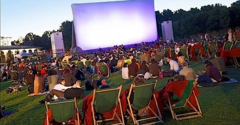 Eight of the most enjoyable outdoor cinemas around the world