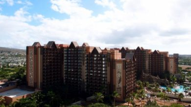 Photo of Famed Disney resorts around the globe