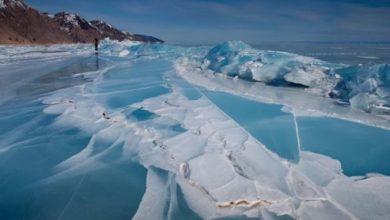 Photo of Lake Baikal, Russia