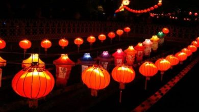 Lantern Festival of China