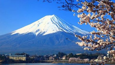Exploring Mount Fuji as a pilgrim