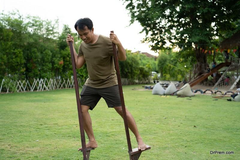 egrang indonesia