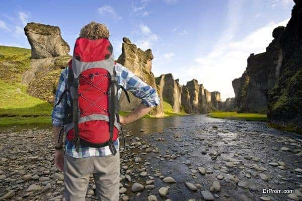 Countries promoting extreme tourism