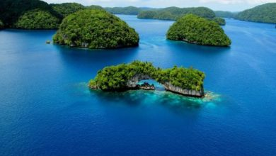 island of Palau