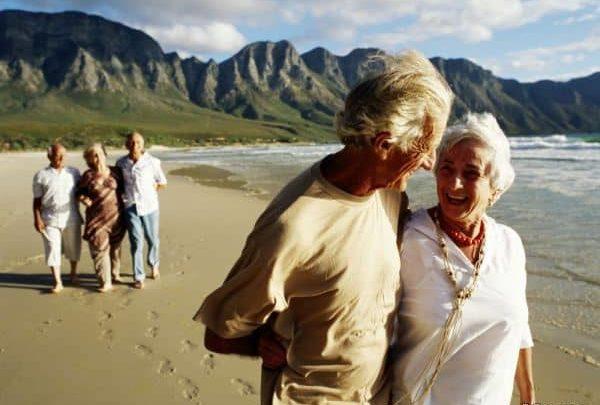 History of senior tourism