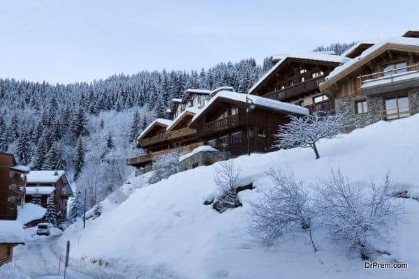 ski resorts hotels