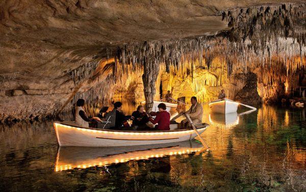 Caves of Majorca, Spain