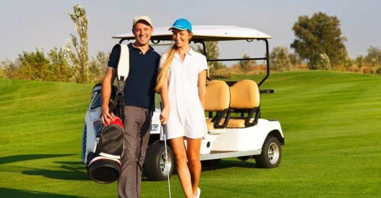 Golfing destinations