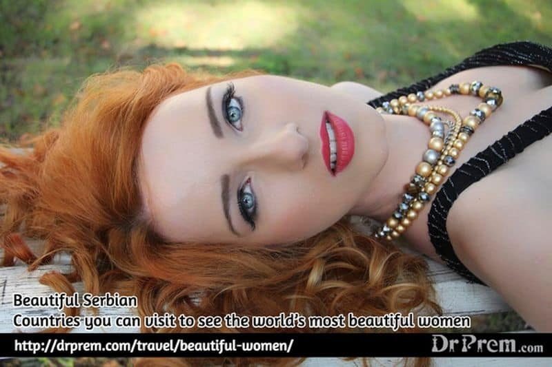 Beautiful Serbian Woman - Dr Prem