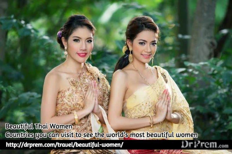 Beautiful Thai Women - Dr Prem